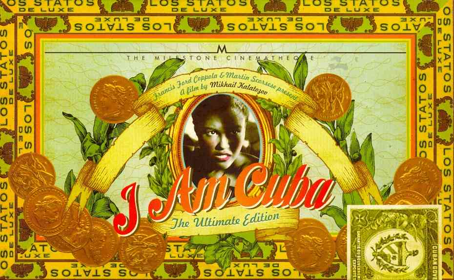 I AM CUBA BY KALATOZOV,MIKHAIL (DVD)