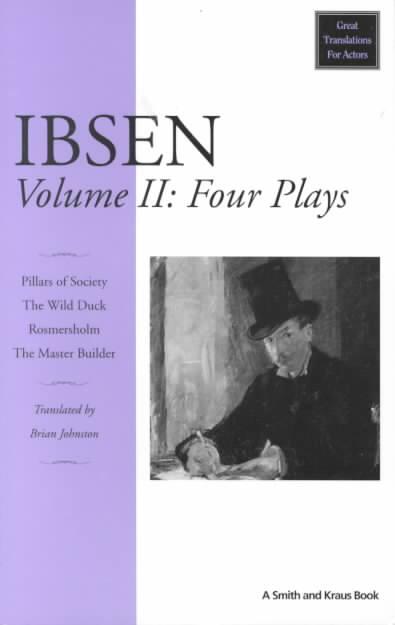 Ibsen By Ibsen, Henrik/ Johnston, Brian (TRN)/ Johnston, Brian